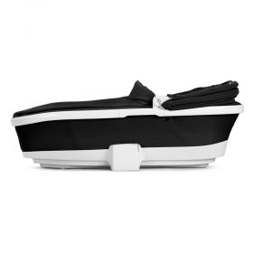 Сгъваем кош за новородени Quinny Foldable Carrycot Black Irony 2016