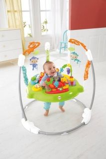 Fisher Price Laught and Learn Бебешко бънджи
