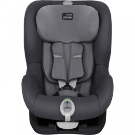 Столче за кола (9-18 кг) Britax Romer KING PLUS Black Thunder 2013