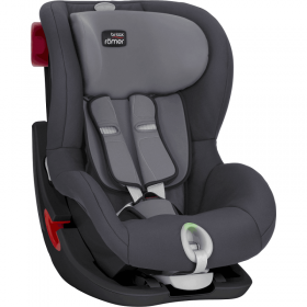 Столче за кола (9-18 кг) Britax Romer KING II LS Black Thunder