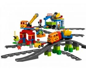 LEGO DUPLO - Deluxe Train Set - ДЕЛУКС ВЛАК