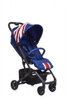 Бебешка количка MINI by Easywalker Buggy XS Union Jack Classic