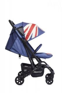 Easywalker Бебешка количка MINI buggy Union Jack Classic
