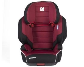 Kikka Boo -  Стол за кола (15-36) Fundamental Isofix, Red