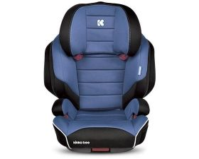 Kikka Boo -  Стол за кола (15-36) Fundamental Isofix, Gray