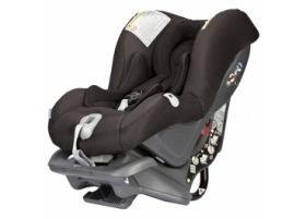 Столче за кола (0-18 кг) Britax Romer FIRST CLASS Plus Black Tunder 2013