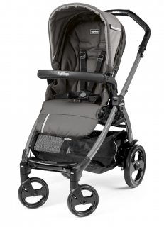 Peg Perego BOOK Pop Up  Бебешка количка Class Collection gray