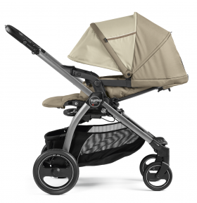Peg Perego BOOK Pop Up  Бебешка количка Class Collection beige