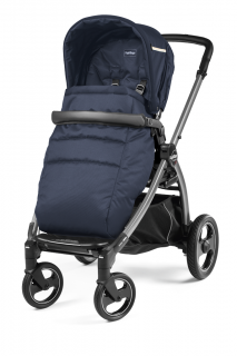Peg Perego BOOK Pop Up  Бебешка количка Class Collection navy