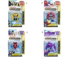 Hasbro - Transformers Cyberverse Warrior трансформър