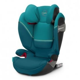 Cybex Стол за кола Solution S Fix River Blue 2020