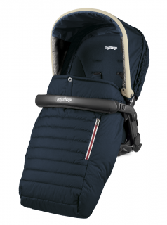 Peg Perego Бебешка количка 3в1 BOOK SCOUT Elite Modular Breeze Blue
