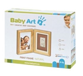 BabyART Отпечатък Baby Art PRINT FRAME Timeless Classic NATURAL