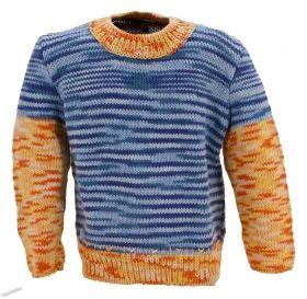 98d2675bd4c Pierre Alleshere - Детски пуловер *Snow spirit*