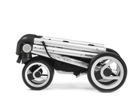Бебешка количка 2 в 1 Mutsy Exo Pacific Black 2014