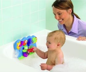 Little Tikes - Bathtime Band - Играчка за баня