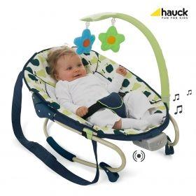 Hauck Бебешки шезлонг E-motion Fruit