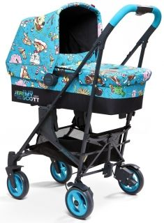 Кош за новородени Cybex Jeremy Scott Limited Edition 2013