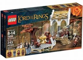 LEGO Lord of the Rings - The Council of Elrond - СЪБРАНИЕТО В ЛОМИДОЛ