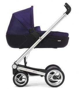 Бебешка количка 2 в 1 Mutsy Exo Purple Black 2014