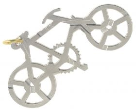 Eureka Cast Puzzle Bike GR1 Метален 3D пъзел