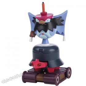 HERO 108 - Фигурка Kingdom Krashers Figure - Commander of Darkness
