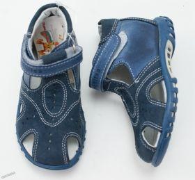 Капчица - Детски обувки *Acquamarina*