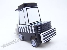 Cars Колите - Toon - Referee Pitty with Bell 1:64