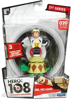 HERO 108 - Фигурка Kingdom Krashers Figure - 020  Mr. No Hands