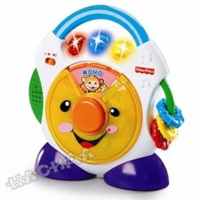 Образователен CD Player - Fisher Price