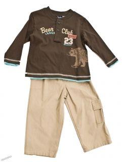 Baby Q - Детски спортен комплект *Bear Club*