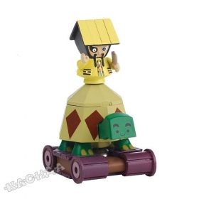 HERO 108 - Фигурка Kingdom Krashers Figure -  Woo the Wise
