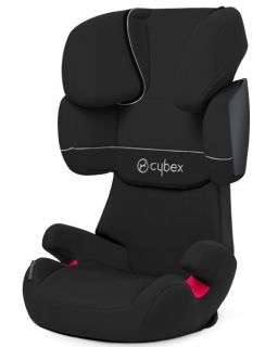 Cybex - Столче за кола Solution X (15-36 kg.) Pure Black 2012