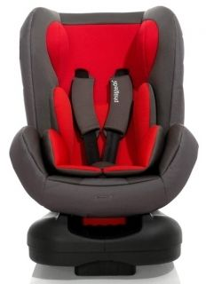 Phil & Teds Столче за кола Bebe Recline V2 (0-18 kg) Red/Gray
