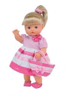 Bambolina - Детска кукла Nena с фризьорски салон