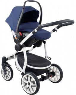 Bebetto Бебешка количка Silvia Black 230