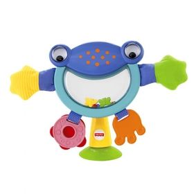 Fisher Price - Играчка за столче Froggy Stroller Toy