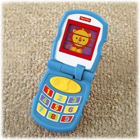 Бебешки Телефон FRENDLY FLIP PHONE - Fisher Price