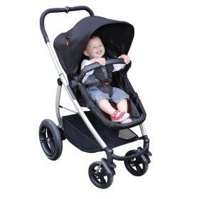 Шаси за бебешка количка Phil&Teds SMART™ + адаптери Verso
