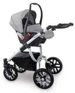 Комбинирана бебешка количка Bebetto 2в1 HOLLAND 237