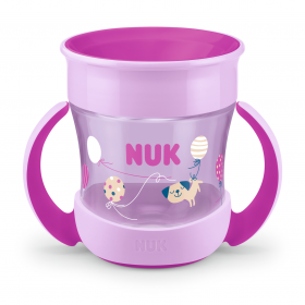 NUK EVOLUTION  Чаша mini Magic Cup, 6+ girl