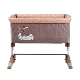 Lorelli Легло SLEEP N CARE Beige Elephant